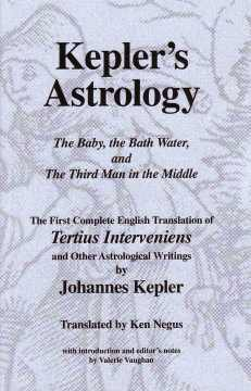Kepler's Astrology